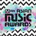 Indicações Mnet Asian Music Awards 2017