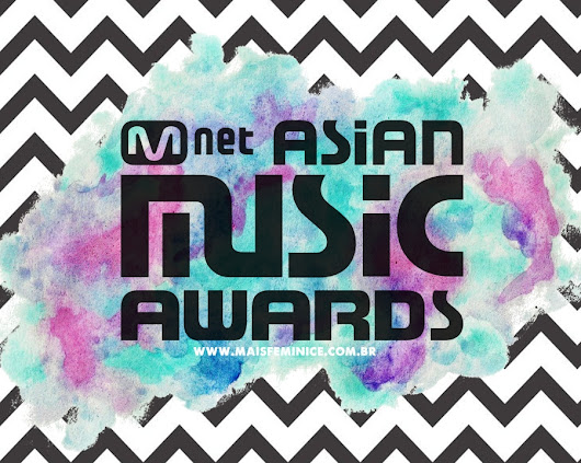 Vencedores do Mnet Asian Music Awards 2017