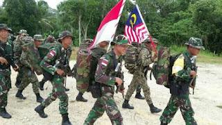 (SEJARAH) Bikin Trenyuh, Ketika Gaji Tentara Malaysia 20 x Gaji TNI!
