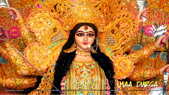 HD Durga Puja Wallpaper