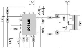 sine wave inverter SG3525