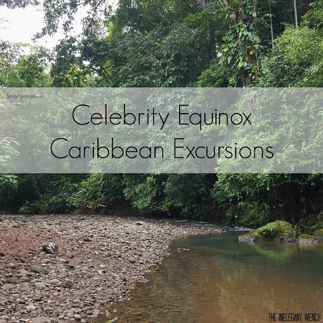 Celebrity Equinox Caribbean Excursions