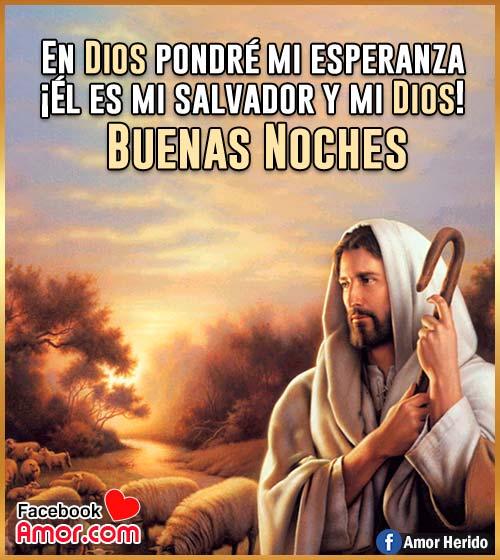 imagen de jesús para desear buenas noches