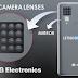 LG registra patente de câmera de celular com 16 lentes