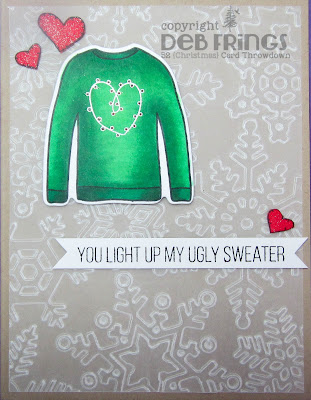 Ugly Sweater - photo by Deborah Frings - Deborah's Gems