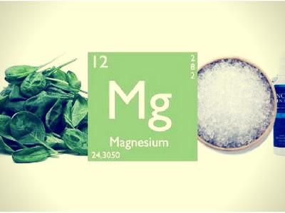 Magie là khoáng chất có nhiều tác dụng quan trọng đối với sức khỏe con người