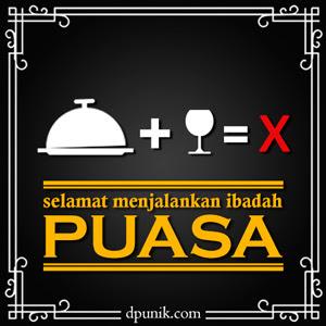 DP BBM Puasa
