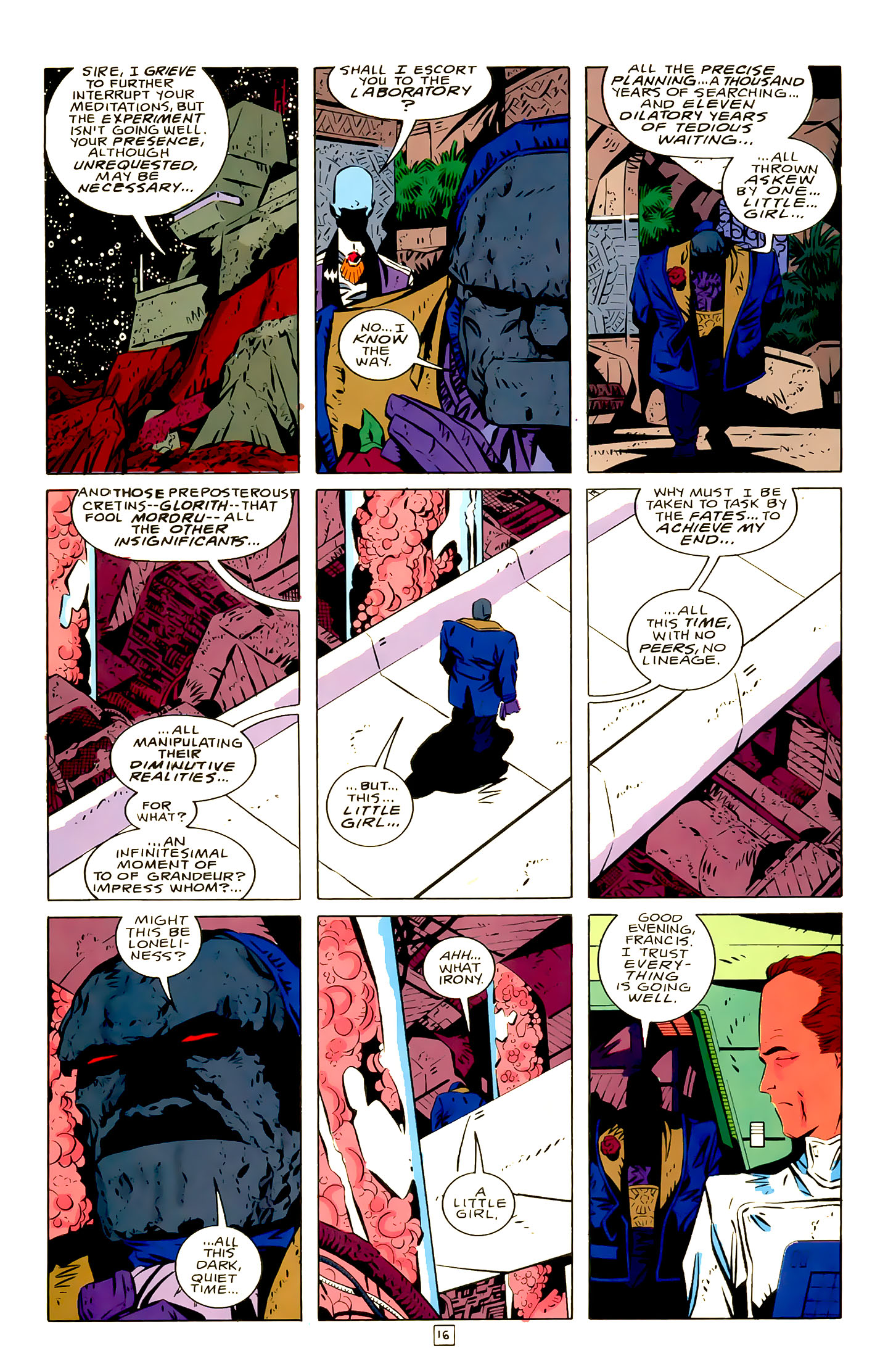 Legion of Super-Heroes (1989) 21 Page 16