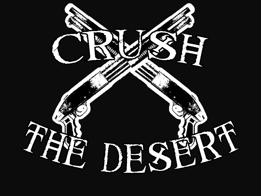 Crush The Desert