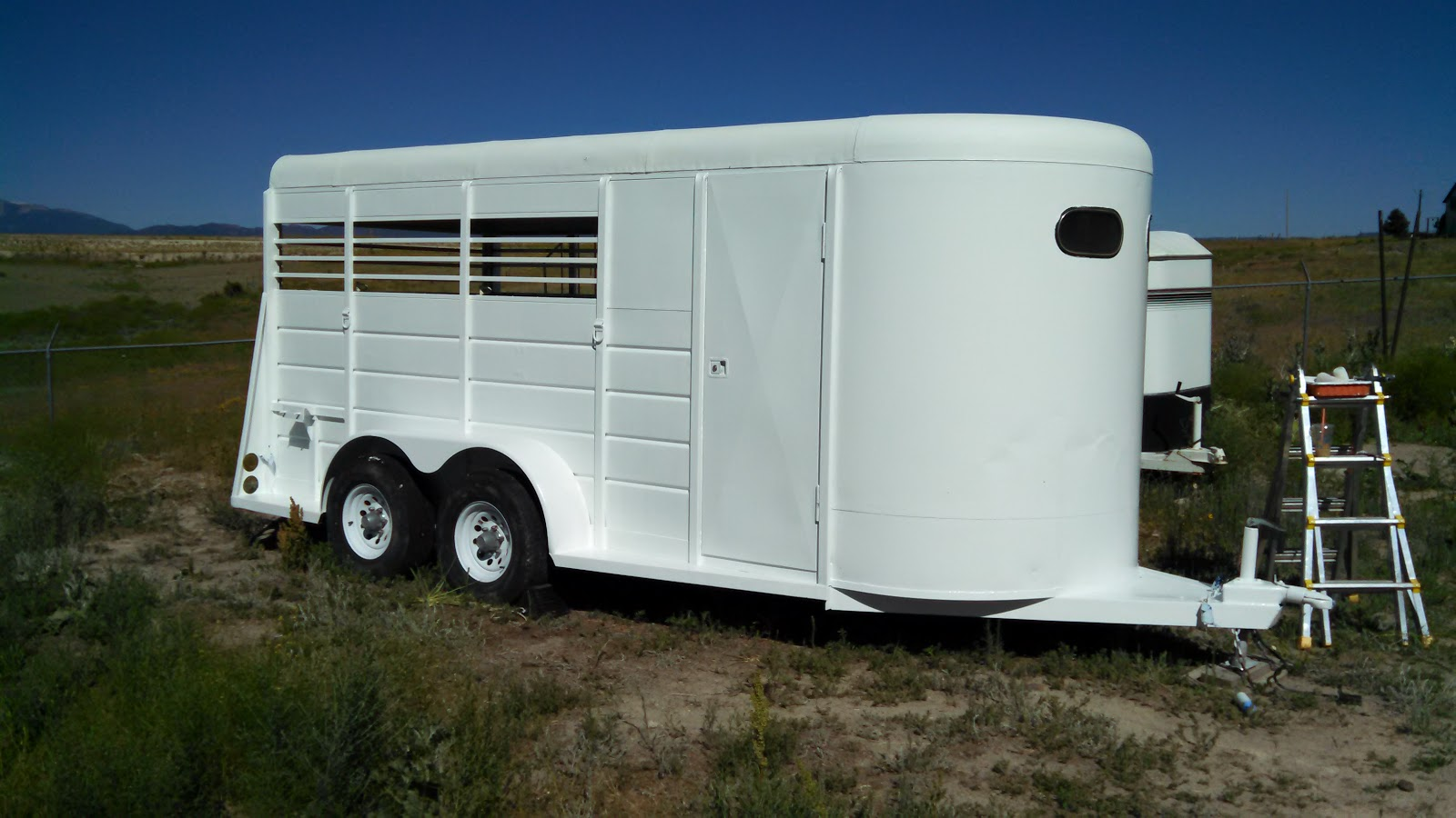 Can I Have A Pony Horse Trailer Restoration Page