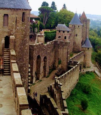 Carcassonne castello