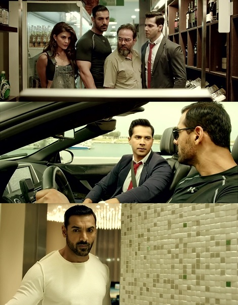 Dishoom Full Movie Download (2016) HD MKV 720p DVDRip 1GB