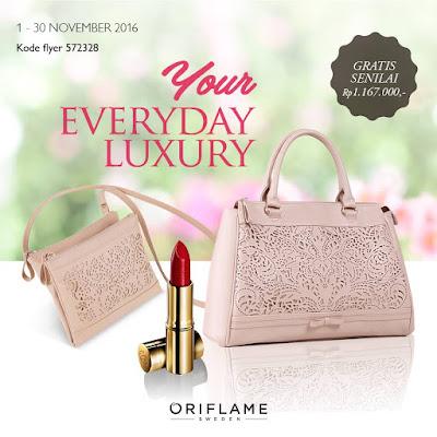 Jual Parfum Oriflame Love Potion Eau de Toilette 22442 - Promo Member Oriflame November 2016