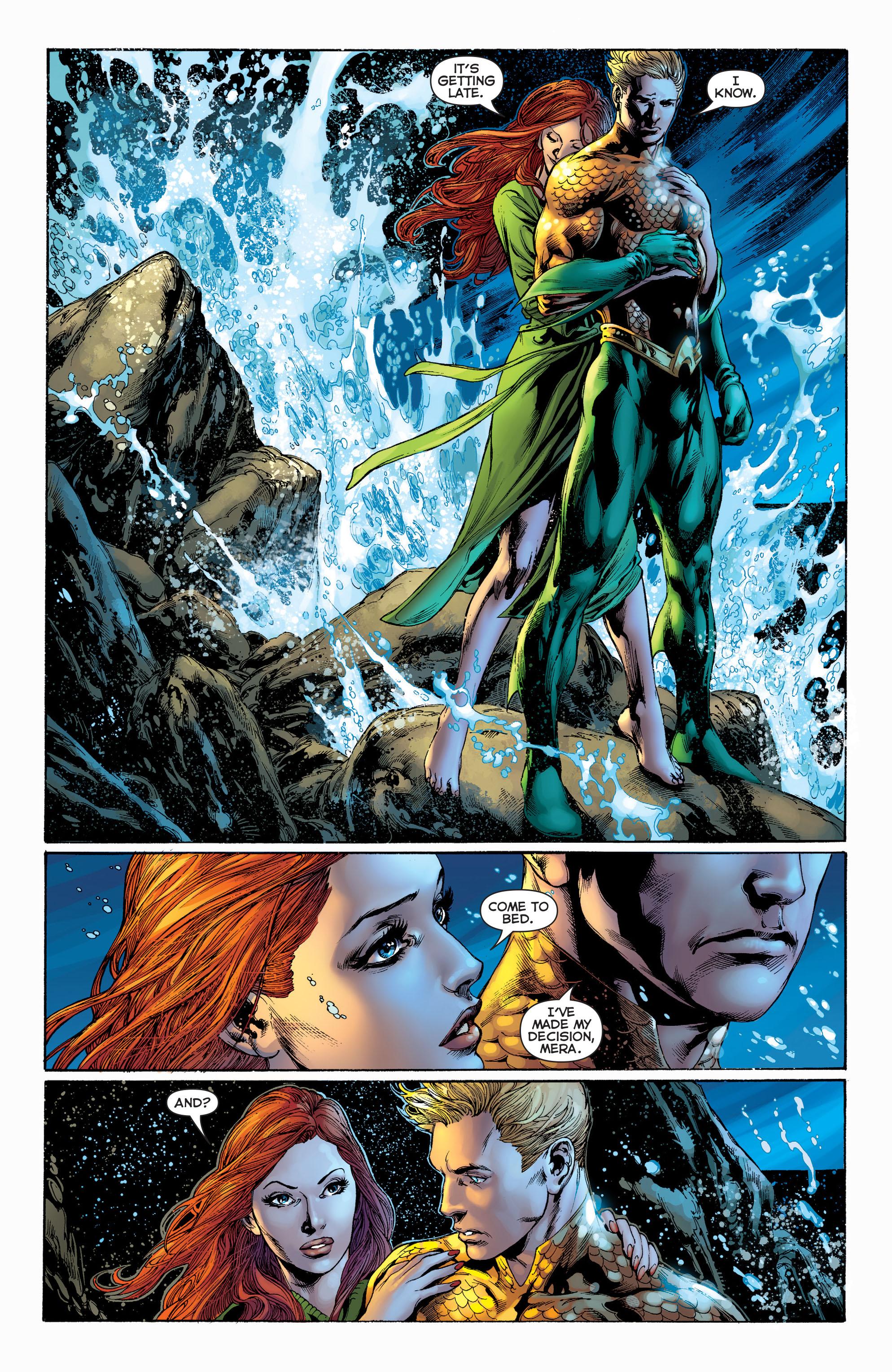 Read online Aquaman (2011) comic -  Issue #1 - 20