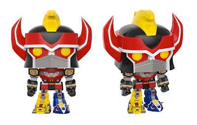 "San Diego Comic-Con 2017 Exclusive Power Rangers Megazord POP! 6"" Vinyl Figure by Funko"