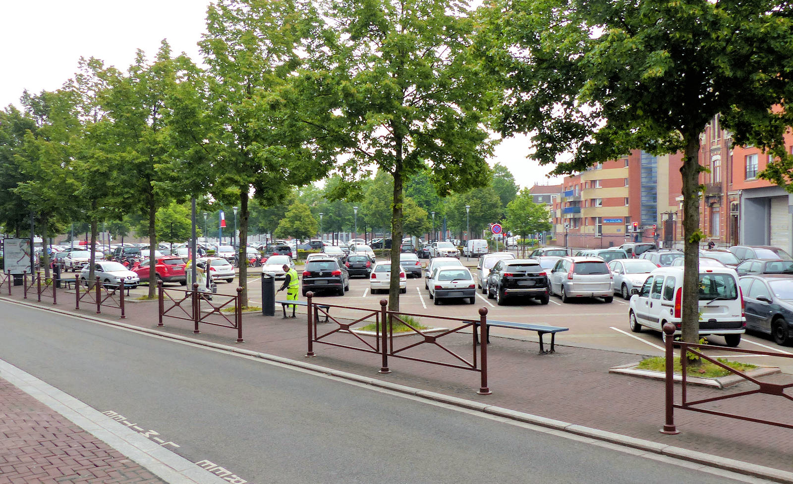 Parking Tourcoing Centre - Place Miss Cavell