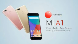 Xiaomi MI A1 Perangkat Android Berbasis Android One