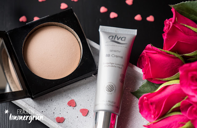Alva BB Cream Sensitiv Light | Alva Baked Powder Matt Collection Light
