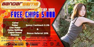 Free Chips Situs Judi Capsa Susun Online