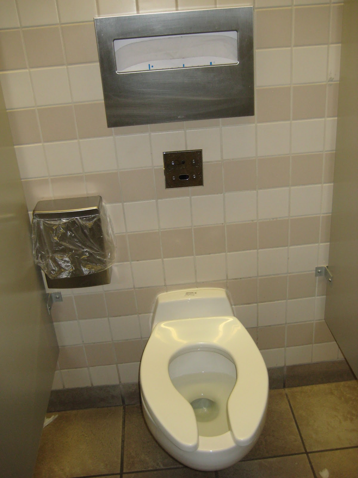 Quickie In The Bathroom, No. 7: Minneapolis