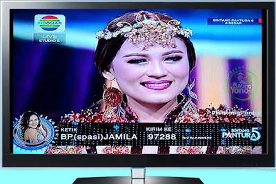 JAMILA Subang Bintang Pantura 5 Indosiar babak 4 Besar