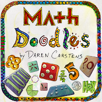 Math doodles app