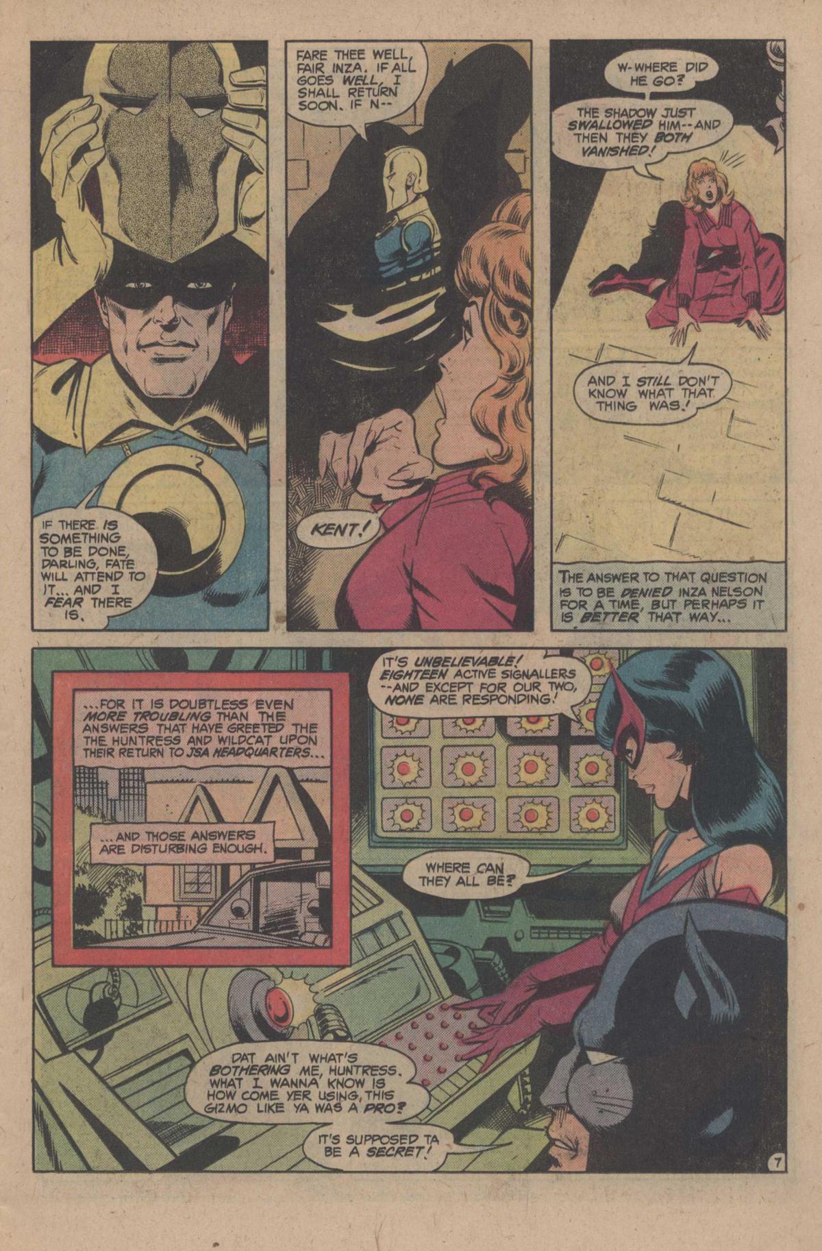 Read online All-Star Comics comic -  Issue #71 - 11