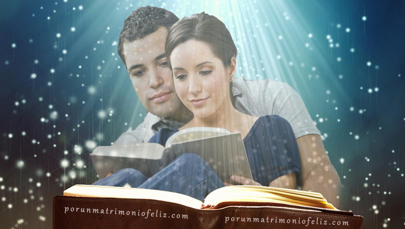 Biblia Habla Matrimonio : CÓmo leer la biblia en pareja por un matrimonio feliz