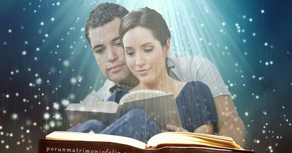 Matrimonio Feliz Biblia : CÓmo leer la biblia en pareja por un matrimonio feliz
