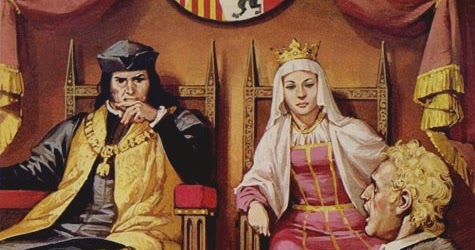 Epic World History: Ferdinand V and Isabella I of Spain
