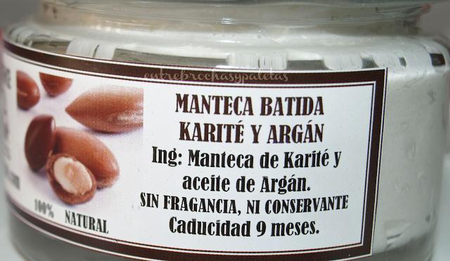 manteca karite sabta