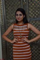 Actress Nikhita in Spicy Small Sleeveless Dress ~  Exclusive 043.JPG