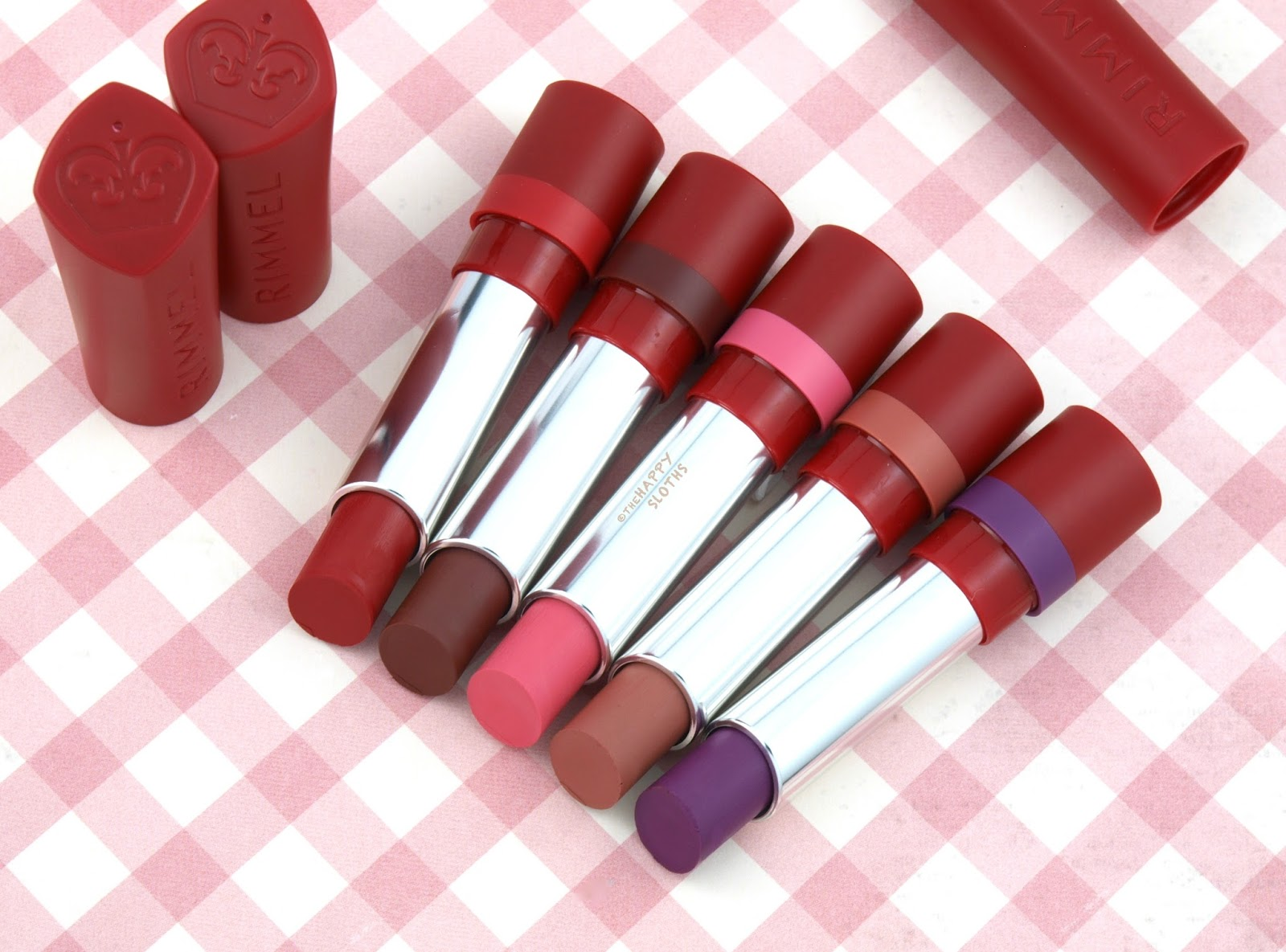 Rimmel London The Only 1 Matte Lipstick: Review and Swatches