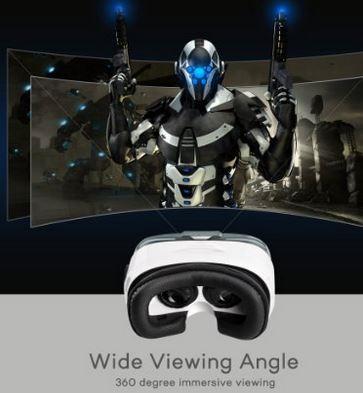 HooToo 3D VR Headset, HooToo vr glasses, HooToo vr 3d