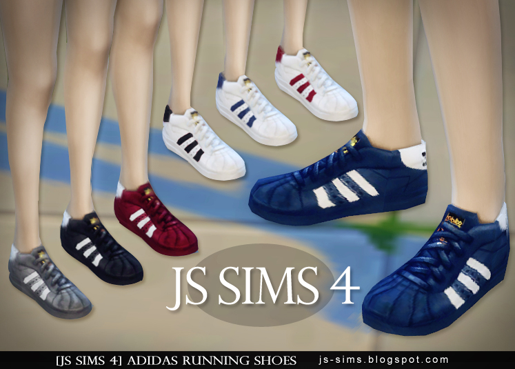 Fashion Adidas Shoes on | Shoes | Js sims, Js sims 4, Sims 4