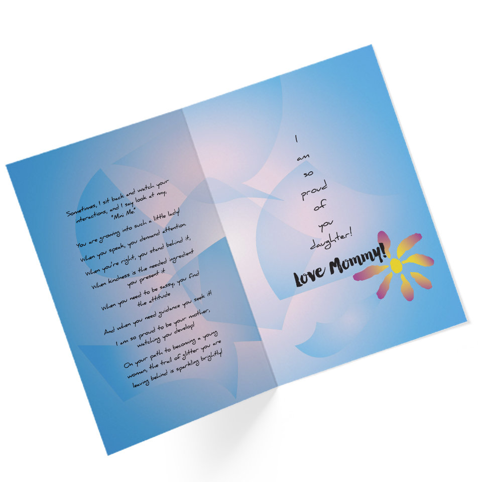 How a simple greeting card can transform mother daughter gilmore girls greetings was inspired both by lucianas role as an educator for over 15 years and her own experiences as a daughter and mother m4hsunfo