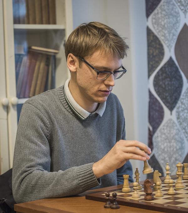 Vainqueur au départage du Luc Open de Lille avec 7 points sur 9, le grand-maître suédois Erik Blomqvist
