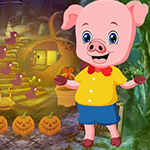 Games4King - Piglet Rescue