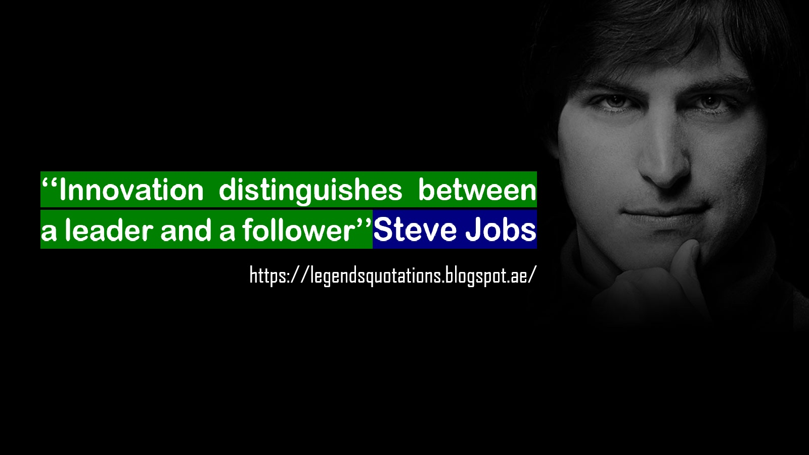 Steve Jobs Inspirational Quotes About Leaders Quotes