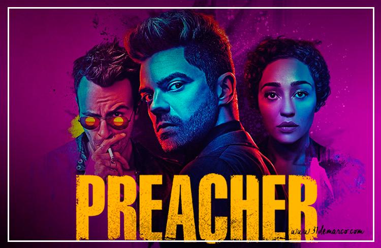 Série Preacher AMC