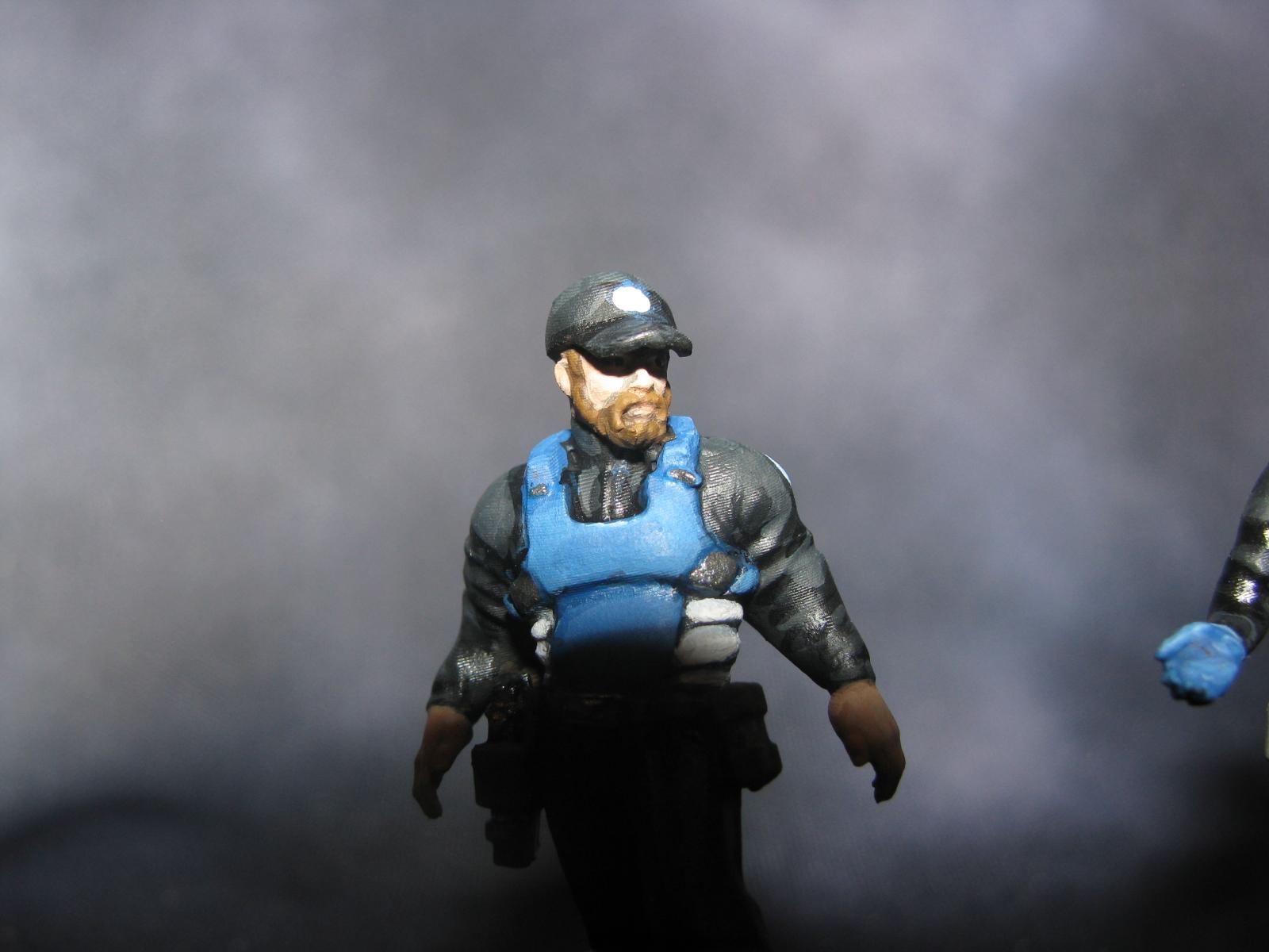 Bandit86 blog: Hero Forge Painted