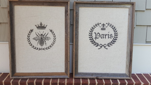 Using Stencils with the Wagner Home Decor Paint Sprayer