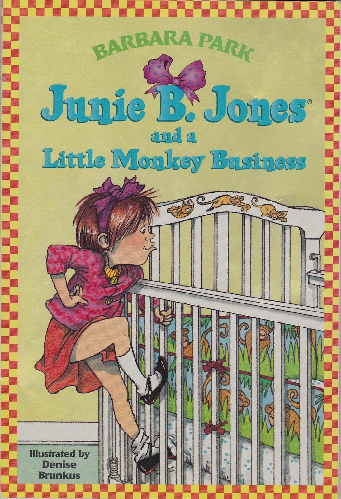 Methods of a Mostly Managing Mom: Why I like Junie B. Jones