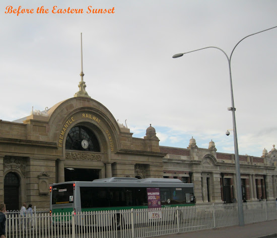 Fremantle City railway station