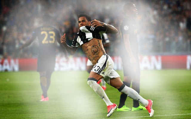 Juventus advances to Champions League final as Dani Alves magic helps sink AS Monaco