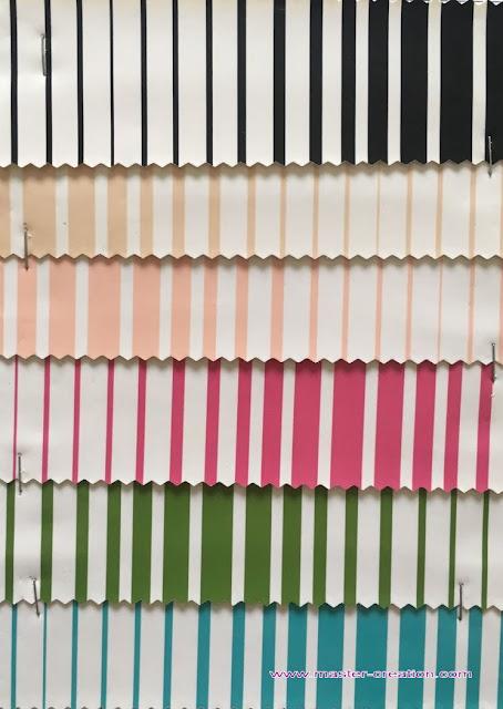 width gradient striped pattern