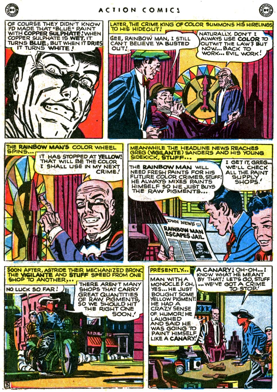 Read online Action Comics (1938) comic -  Issue #123 - 44