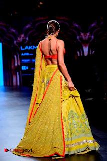 Bollywood Actress Malaika Arora Khan Walks on Ramp at LFW Summer 2017  0027.jpg