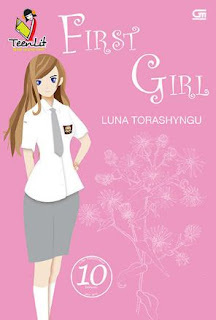 Matahari gres sekitar satu jam yang kemudian menerangi bumi Novel First Girl - Luna Torashyngu
