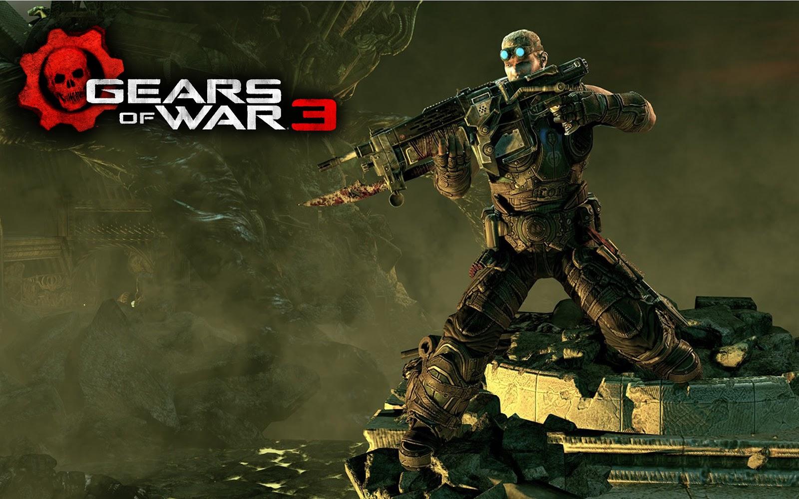 Gears Of Wars 3 Wallpaper: Vitacora De Imagenes D.A.C.: Gears Of War